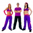 A group of dance instructors — Stock Photo #18058995