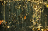 Rusted metal texture closeup photo — Stock Photo