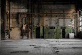 Průmyslové pojistkové skříně — Stock fotografie