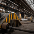 Industrial interior of an old factory — Stock Photo #32260879