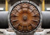 промышленные текстуры как фон — Стоковое фото
