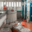 Nuclear reactor in a science institute — Stock Photo