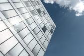 Shot of modern building — 图库照片