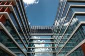 Shot of modern building — Stock fotografie