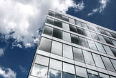 Foto do edifício moderno — Foto Stock
