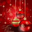 Abstract beauty Christmas and New Year background. — ストック写真