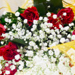 Colorful flowers bouquet — Foto de Stock