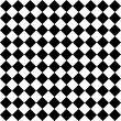 Black and white hypnotic background. — Zdjęcie stockowe