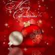 Abstract beauty Christmas and New Year background. — Stockfoto