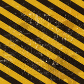 Grunge striped cunstruction background vector illustration — Stock Photo