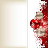 Streszczenie tło uroda Boże Narodzenie i nowy rok. — Zdjęcie stockowe
