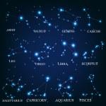 Zodiac signs vector illustration — Stock Photo #13069034