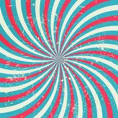 Abstact hipnótico de café. ilustración vectorial — Vector de stock