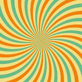 咖啡抽象的催眠背景。矢量插画 — 图库矢量图片