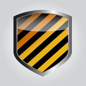 Protect shield vector illustration — Stock Vector