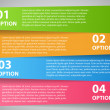 Infographic template vector illustration - Image vectorielle