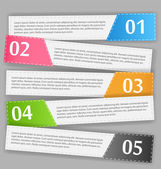 Infographic business template vector illustration — Stock Vector