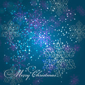 Abstract beauty Christmas and New Year background. — Stok Vektör