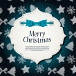 Abstract beauty Christmas and New Year background. — Image vectorielle