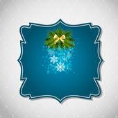 Abstrato beleza Natal e ano novo — Vetor de Stock