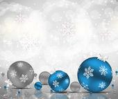 Abstrakte schönheit weihnachten und neujahr hintergrund. vektor illust — Stockvektor