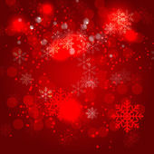 Abstract beauty Christmas and New Year background. vector illust — Stock Vector