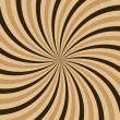 Coffee abstract hypnotic background. — Stock Vector #38714941