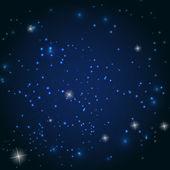 星空矢量图背景 — 图库矢量图片