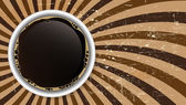 Abstract Coffee Background Vector Illustration — Vettoriale Stock