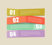 Infographic Templates for Business Vector Illustration. — Stock Vector