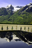 Artistic Norway View — Stock Photo