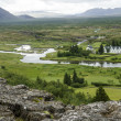 Royalty-Free Stock Photo: Iceland - Thingvellir National Park - Golden Circle