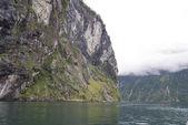 Norway - Geirangerfjord — Stock Photo