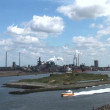 Port Of Ijmuiden,The Netherlands — Stock Video