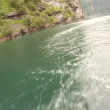 Rib Boat - Geiranger Fjords - Norway — Stock Video #22966108
