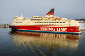 Viking line - ms isabella — Stok fotoğraf