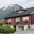 House in Norway — Stock Photo #23100680