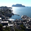 Norway - Alesund Panoramic - Travel destination - Northern Europe — Stock Video #23618829