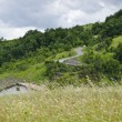 Stock Photo: Rural landscape in Northern Italy