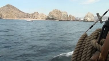 Mexico - Cabo San Lucas - Part 3 — Stock Video