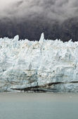 Alaska - johns glaciar hopkins — Foto de Stock