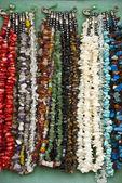 Jewelry - Necklaces — Stock Photo