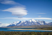 Torres del paine nationaalpark — Stockfoto