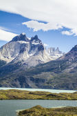 Torres del paine national park - destino de viaje — Foto de Stock