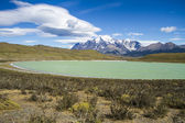 Torres del paine nationalpark — Stockfoto