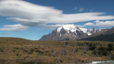 Torres del paine nationaalpark — Stockvideo