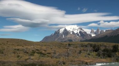 Torres del paine national park — Wideo stockowe