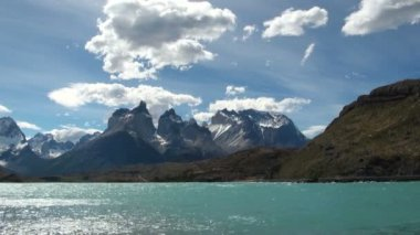Torres del Paine National Park — Vídeo Stock