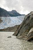 Briksdal glacier, Norway — Stock Photo