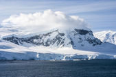 Antarctica - Fairytale Landscape — Stock Photo